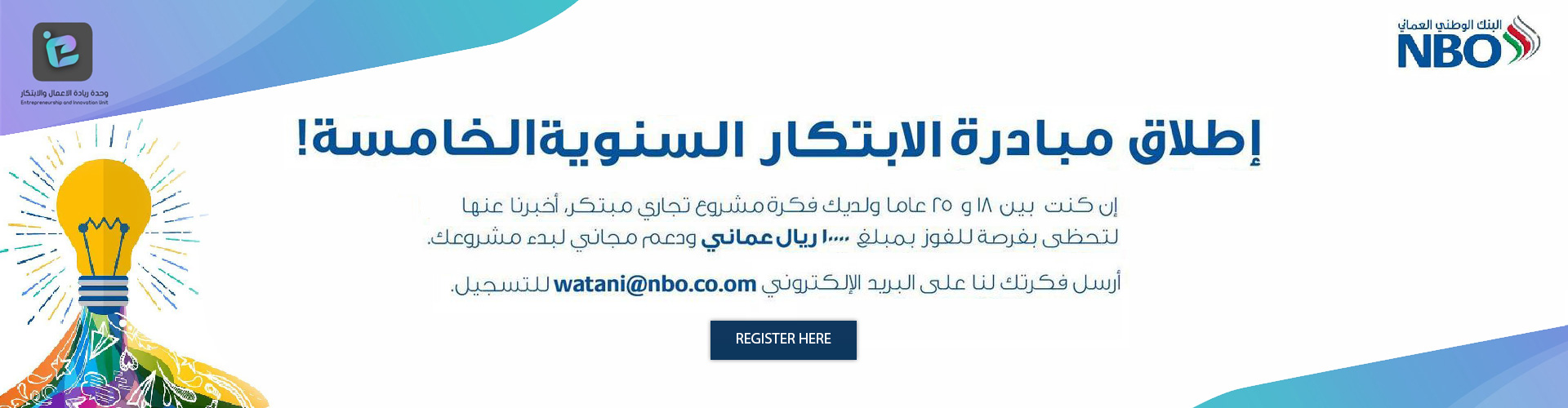 NBO Innovation Competition