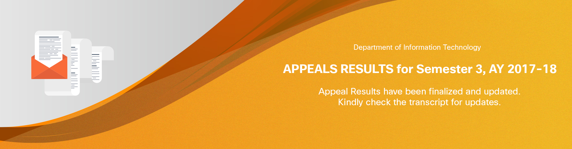 IT Appeals Results