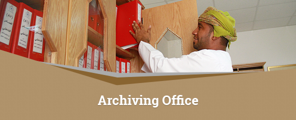 Archiving Office