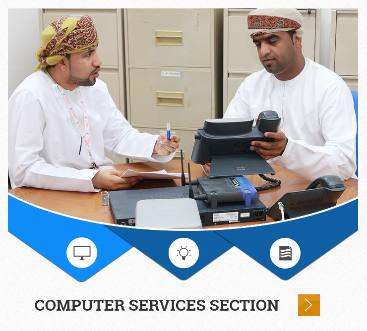 Computer Services Section