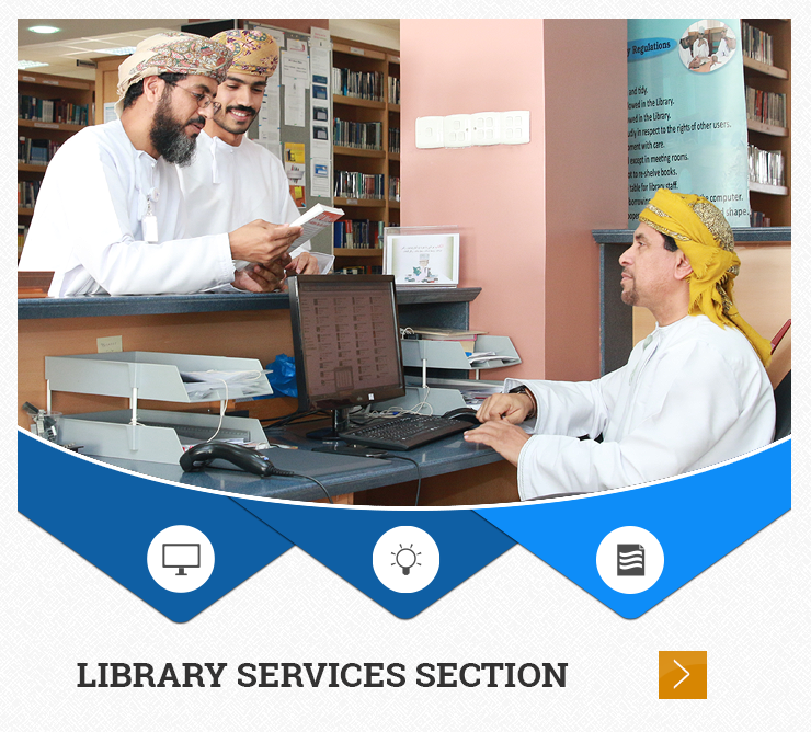 Library Services Section