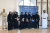 Fashion Design students visited Oman Textile Mills