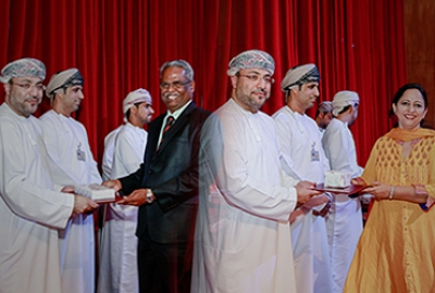 Pharmacy Department Staff Awarded as Role Model Employee (2016-2017)