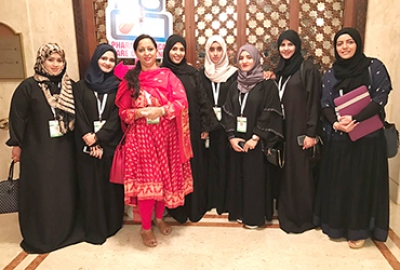 Pharmacy Department staff & students attended 7th Pharmaceutical Care Conference