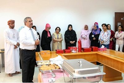 Staff Development Committee of Business Studies Department Organized a Get-Together Event