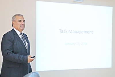 ETC Staff Training & Development - Workshop on Task / Time Management
