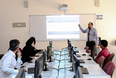Training on the Use of E-Learning for Beginners (Business Studies Department)