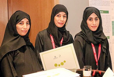 Students from the Applied Biology Section of Applied Science Department Bagged the Second Position at the Prestigious Oman Chamber of Commerce and Industry (OCCI) Innovation Awards-2017 Conducted at the National Level