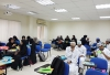 "English Language Center organized A presentation on ""Let's try Origami"""