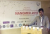 "Dr. Masood Ahmad of Applied Chemistry section, Department of Applied Sciences gave an invited talk on""Nano-Materials for various applications"" at the World summit in Dubai"
