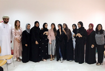 Fashion Design Department Celebrates Omani Women's Day