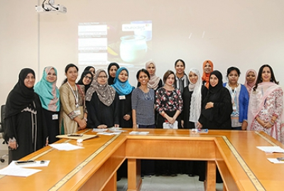 "Business Studies Department organized a ""Health Talk""  Session"
