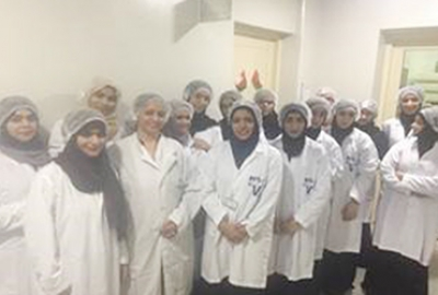 Pharmacy Department- Industrial Visit to National Pharmaceutical Industries, Oman
