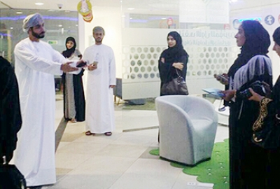 Entrepreneurship Cell Organized a Site Visit to National Business Center and Innovation Factory