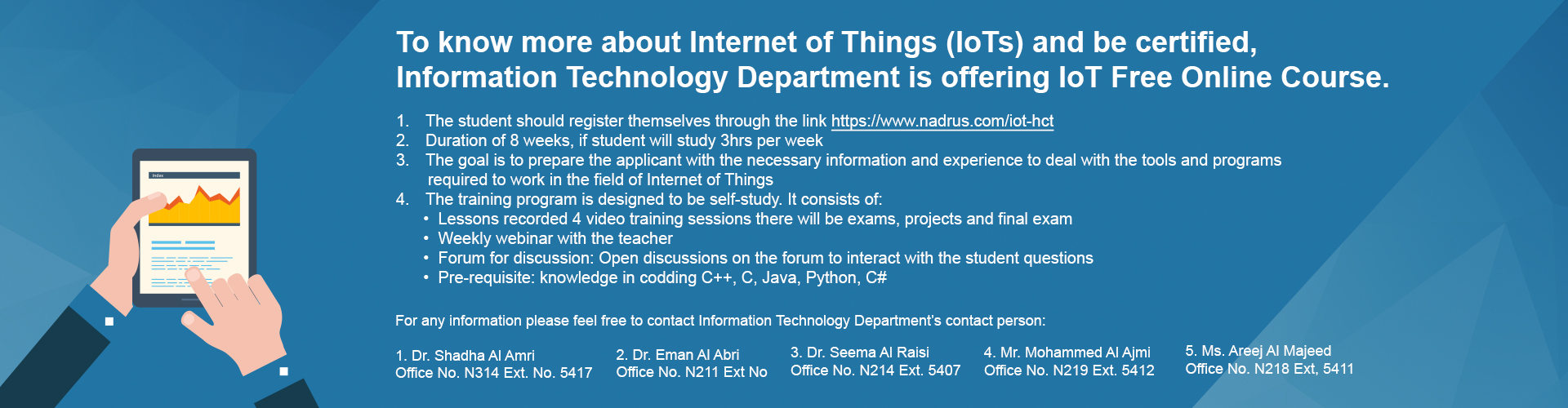IoT Free Online Course