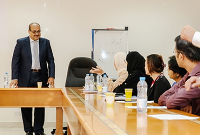 "Business Studies Department conducted a training on ""Integrity for Staff"""