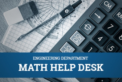 Engineering Department - Math Help Desk
