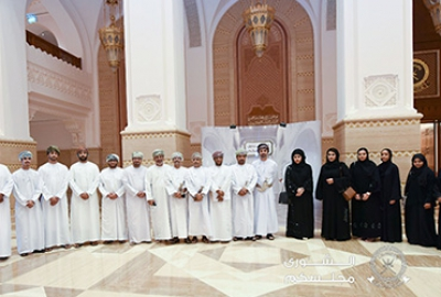 A Visit to the Shura Council