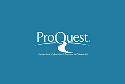 ProQuest e-Resources for our Staff and Students