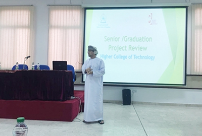 Business Studies Department conducted a Senior Project's Workshop (25th of April 2018: MPH)