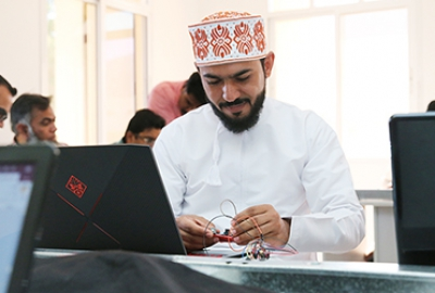 IoT Olympics of HCT-IT Department