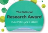The National Research Award (Seventh Cycle / 2020)