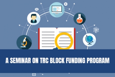 A Seminar on TRC Block Funding Program