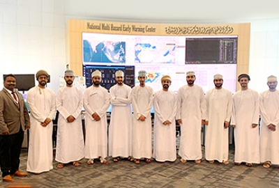 Electronics and Communication Engineering specialization staff and students visited PACA