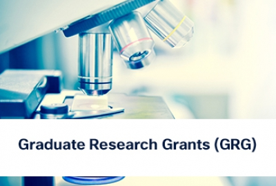 TRC has launched the Graduate Research Grants (GRG)