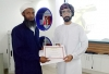 Industrial Visit in Oman Fiber Optic Company