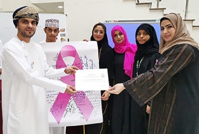 Self-learning Club of ELC conducted Cancer Awareness program