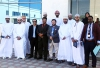 Electronics and Communication Engineering Students and Staff visited Oman Fiber Optic Company