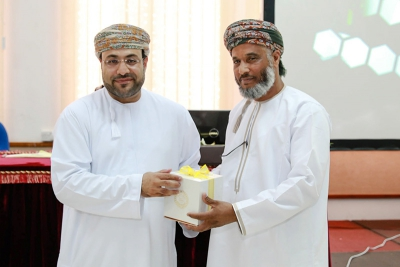 Farewell Party for Mr. Issa Al Hadabi