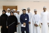 The Self-learning Club of the ELC visited the Vocational College in Al Seeb