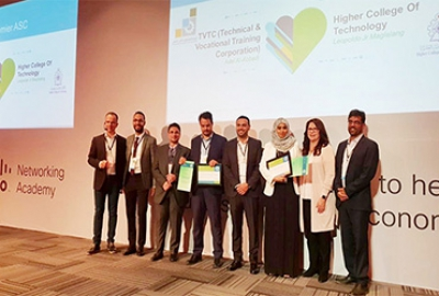 HCT Bagged Several Awards as Premier Academy Support Center by EMEAR