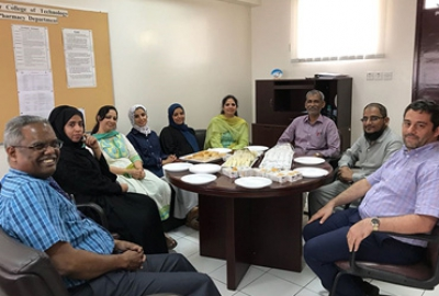 Pharmacy Department - Staff Social Gathering – 2018
