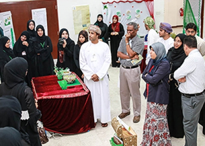 HCT joined the celebration of World Environment Day 2015