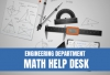 Math Help Desk Engineering Department - MATH2100N, MATH 3120N, MATH4130