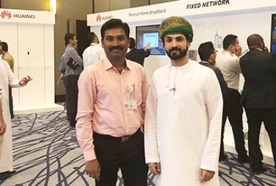 Dr.Gunasekaran Thangavel (Lecturer/ Program Co-ordinator) and Mr.Said Amer Salim Al Ismaili (Lecturer) of EEE Section has attended a a MWC Workshop (5G - Next Generation Radio Access Technology)