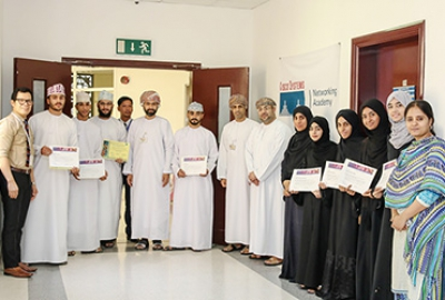 IT Department - Awarding of Certificates -  Internet of Things (IoT) Training for First Year Diploma Students