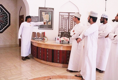 Educational Visit to Bait Al Zubair