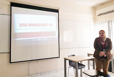 Pharmacy Department conducted a Risk, Health & Safety (RHS) Orientation