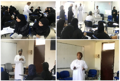 "Pharmacy Department conducted a workshop on ""Antibiotic Case Studies"""