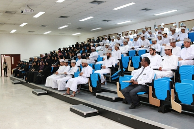 The Annual Student Orientation organized by the Engineering Department