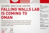 Falling Walls Lab Oman 2020 - Open for Registration